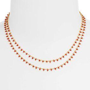 Madewell Beadlink Choker Necklace NWT